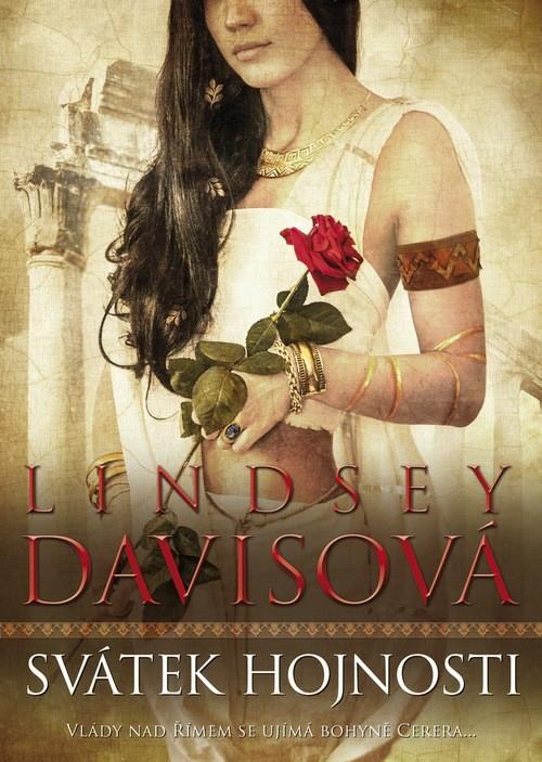 Svátek hojnosti - Lindsey Davisová /bazarové zboží/