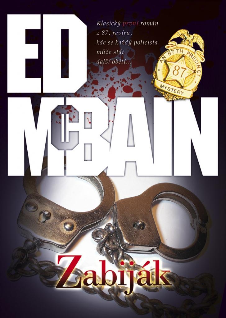 Zabiják - Ed McBain /bazarové zboží/