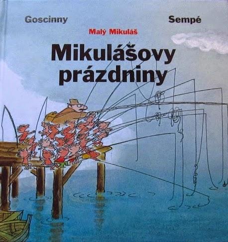 Mikulášovy prázdniny - René Goscinny & Jean Jacques Sempé /bazarové zboží/