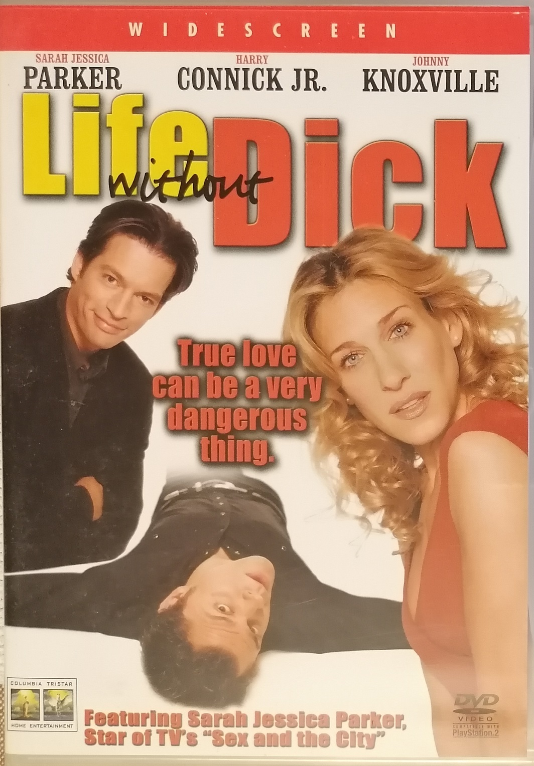 Life without Dick ( Zamilovaná do vraha ) - DVD plast