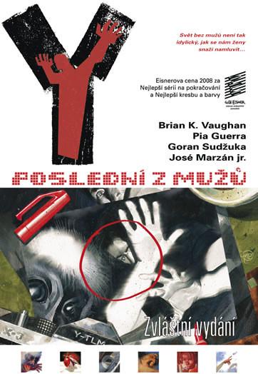 Y: Poslední z mužů 7 - Zvláštní vydání - Brian K. Vaughan /bazarové zboží/