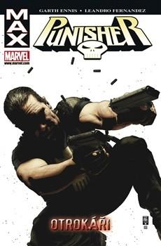 Punisher Max - Otrokáři - Garth Ennis/Leandro Fernandez /bazarové zboží/