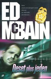 Deset plus jeden - Ed McBain /bazarové zboží/