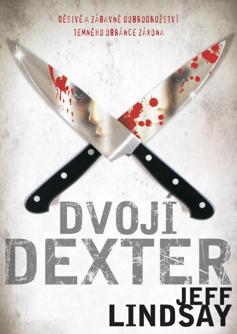 Dvojí Dexter - Jeff Lindsay /bazarové zboží/