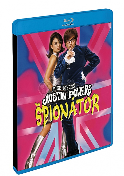 Austin Powers: špionátor Blu-ray