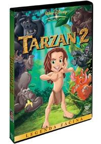 Tarzan 2 ( plast ) DVD