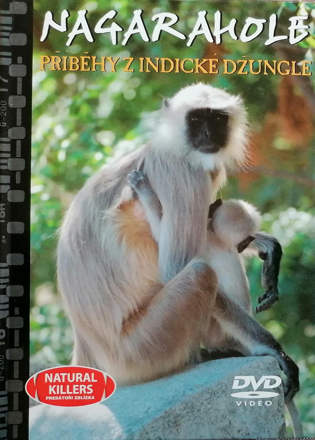 Nagarahole - Příběhy z indické džungle - DVD + brožura
