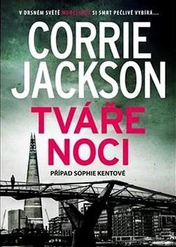 Tváře noci - Corrie Jackson /bazarové zboží/