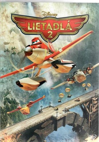 Lietadlá 2 / letadla 2 ( plast ) DVD
