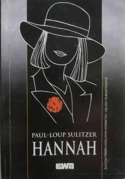 Hannah - Paul-Loup Sulitzer /bazarové zboží/