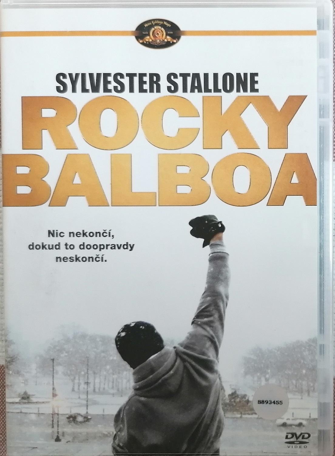 Rocky Balboa - DVD plast