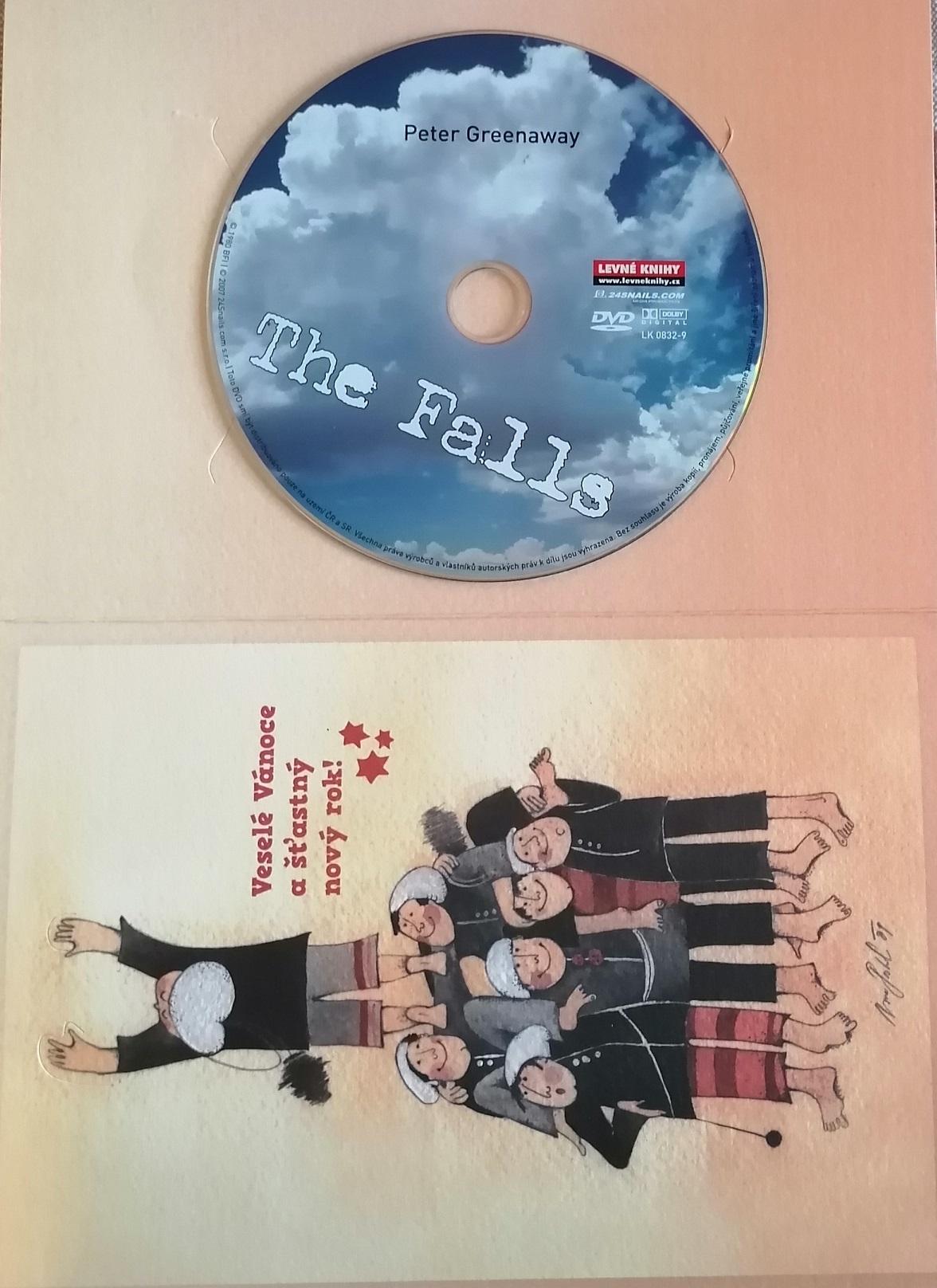 The Falls - DVD - dárková obálka
