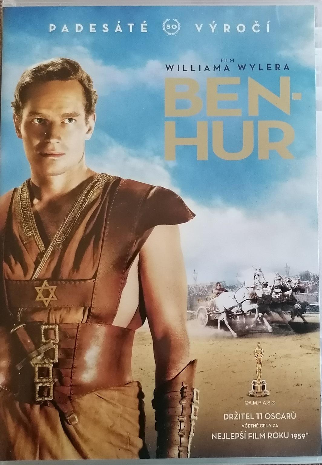 Ben-Hur - 2 DVD plast