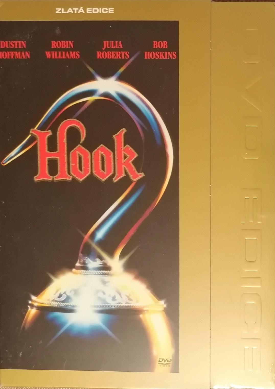 Hook - DVD digipack