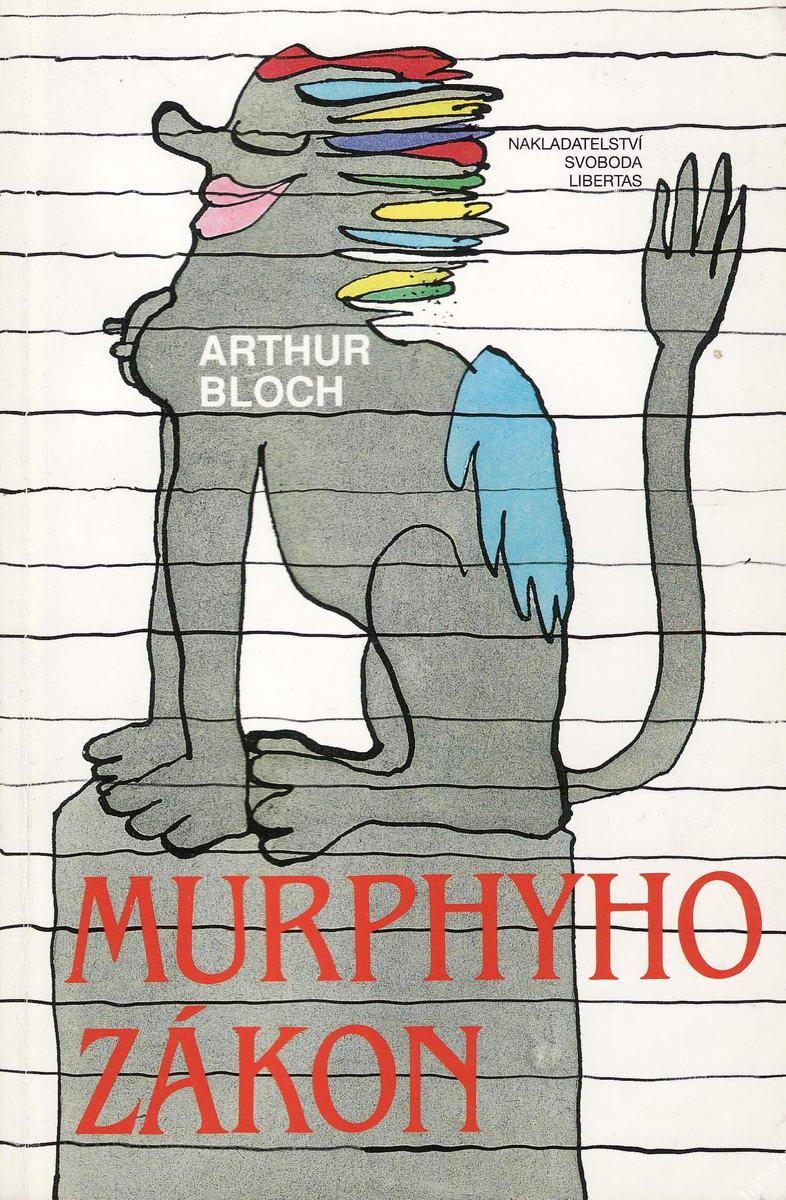 Murphyho zákon - Arthur Bloch /bazarové zboží/