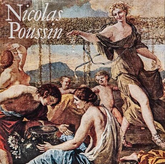 Nicolas Pousin - Eva Petrová /bazarové zboží/