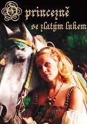 O princezně se zlatým lukem - DVD plast