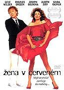 Žena v červeném - DVD plast