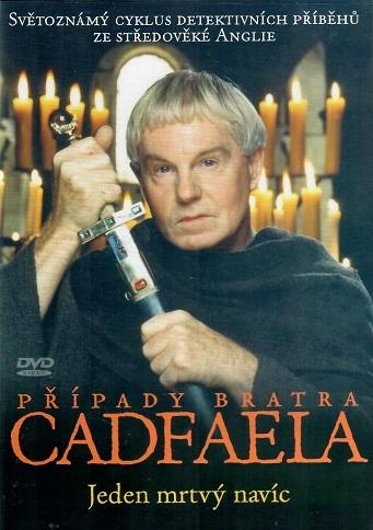 Případy bratra Cadfaela - Jeden mrtvý navíc - DVD pošetka