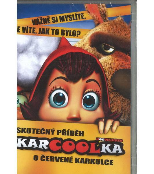 Karcoolka - DVD plast