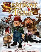 Skřítkové a Trollové - Tajemná komnata - DVD plast