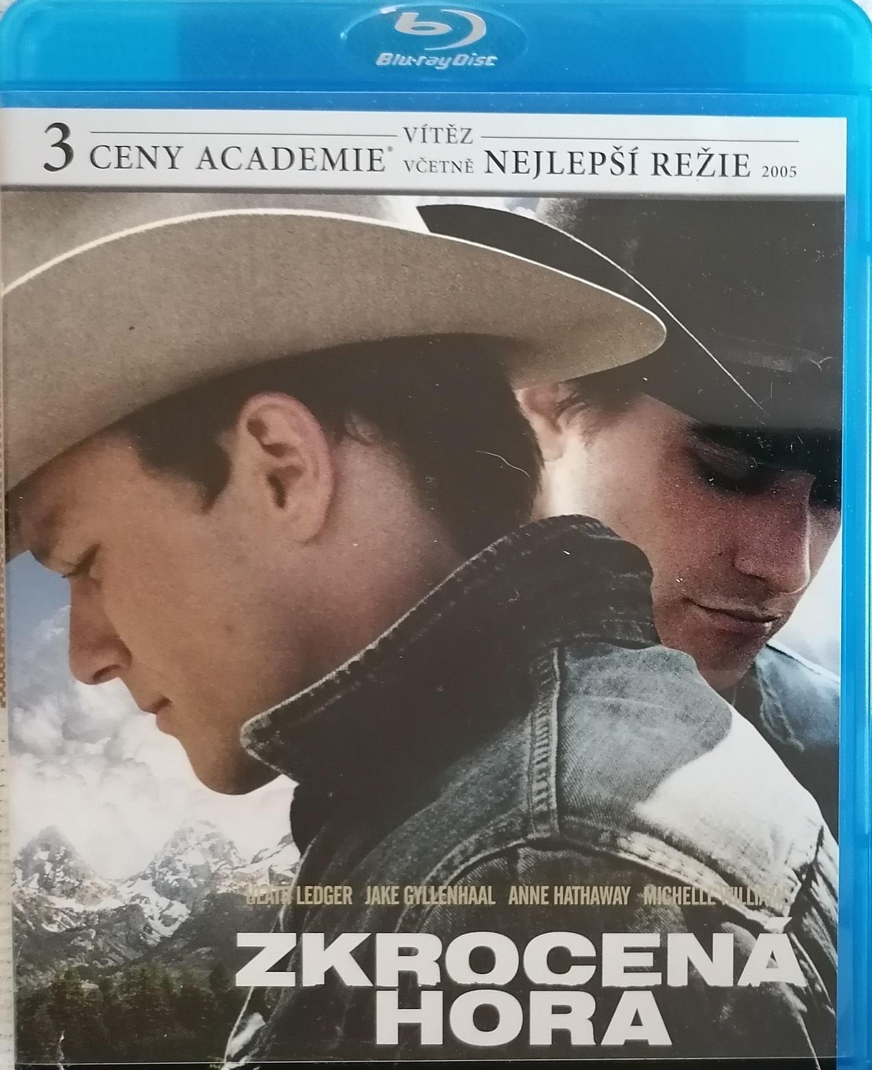 Zkrocená hora - Blu-ray