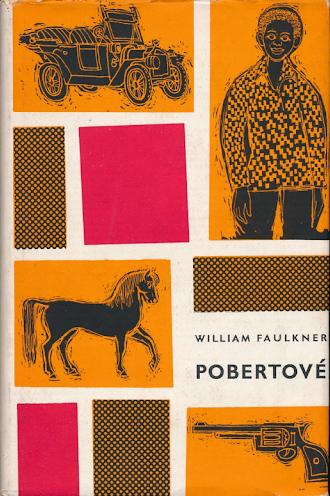 Pobertové - William Faulkner /bazarové zboží/