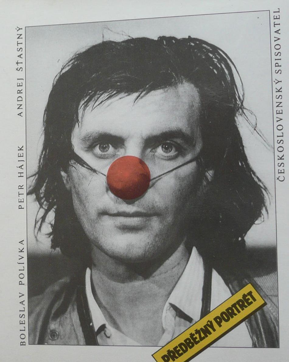Předběžný portrét - Boleslav Polívka /bazarové zboží/