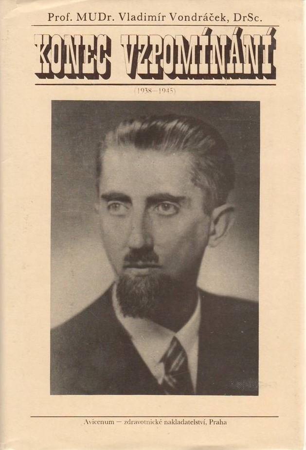 Konec vzpomínání - Vladimír Vondráček /bazarové zboží/
