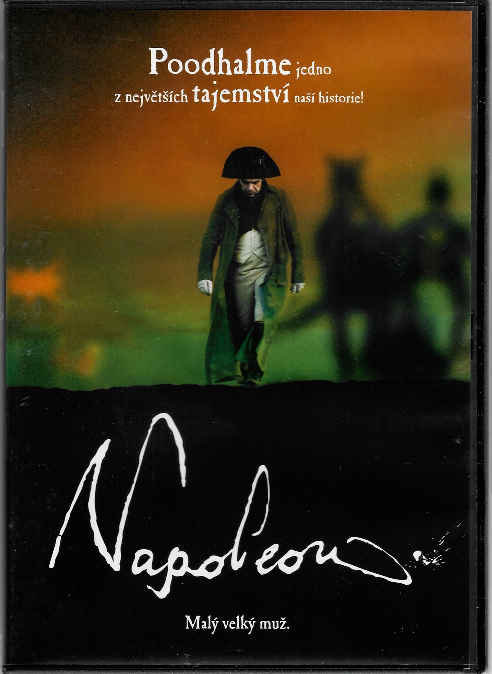 Napoleon - DVD plast