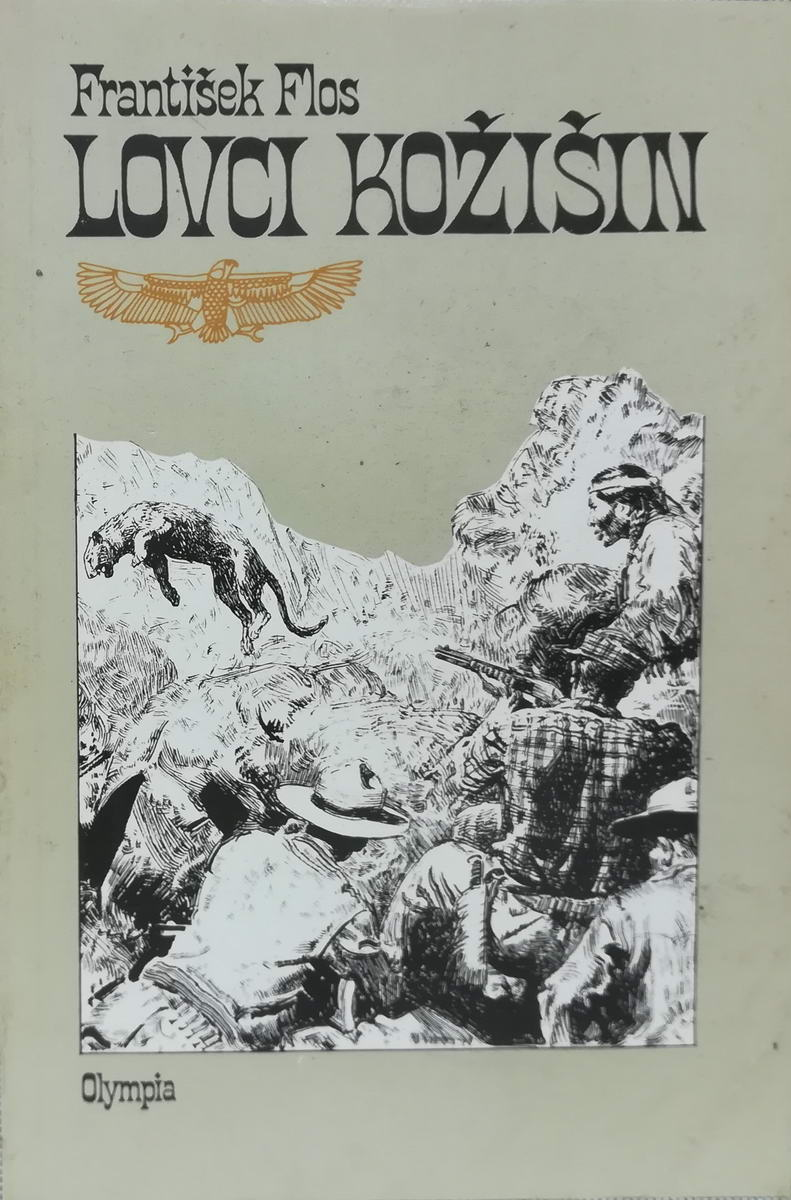 Lovci kožišin - František Flos /bazarové zboží/