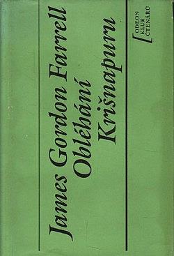 Obléhání Krišnapuru - James Gordon Farrell /bazarové zboží/