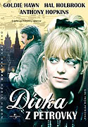 Dívka z Petrovky - DVD slim