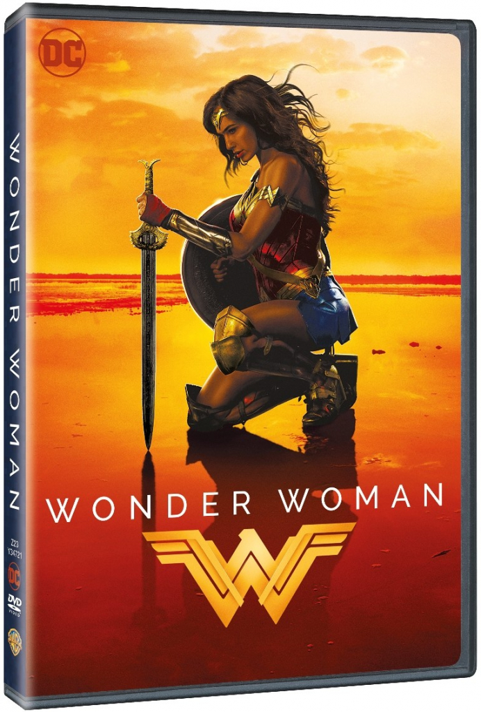 Wonder Woman - DVD plast