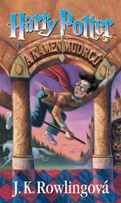 Harry Potter a kámen mudrců - J.K. Rowlingová