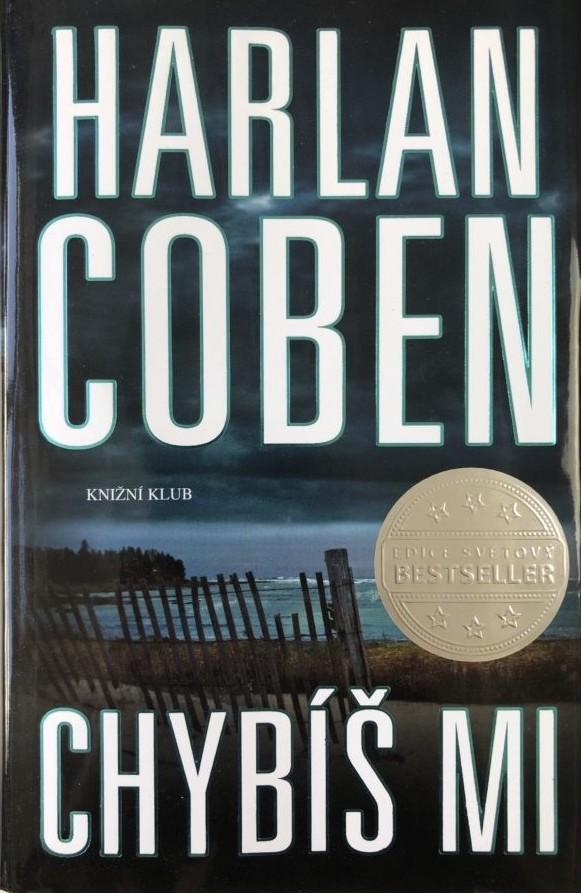 Chybíš mi - Harlan Coben