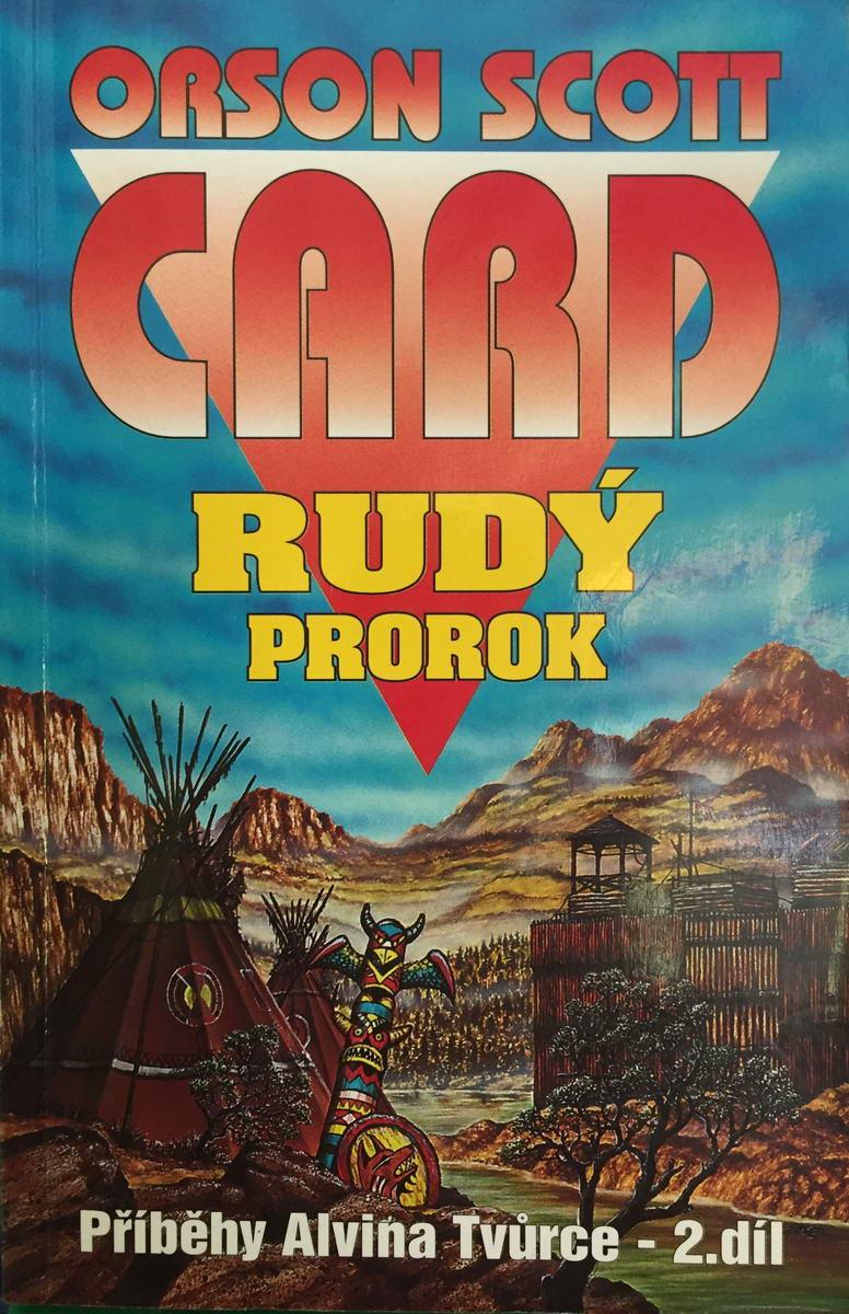 Rudý pokrok - Příběhy Alvina Tvůrce - Orson Scott Card /bazarové zboží/