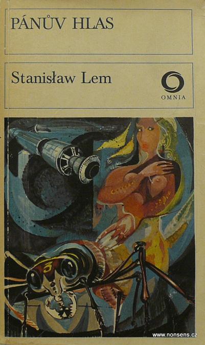 Pánův hlas - Stanislaw Lem /bazarové zboží/