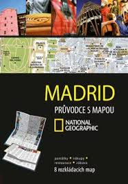 Madrid - průvodce s mapou - Natiional Geographic