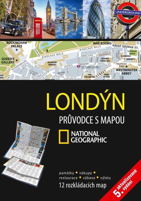 Londýn - průvodce s mapou - National Geographic