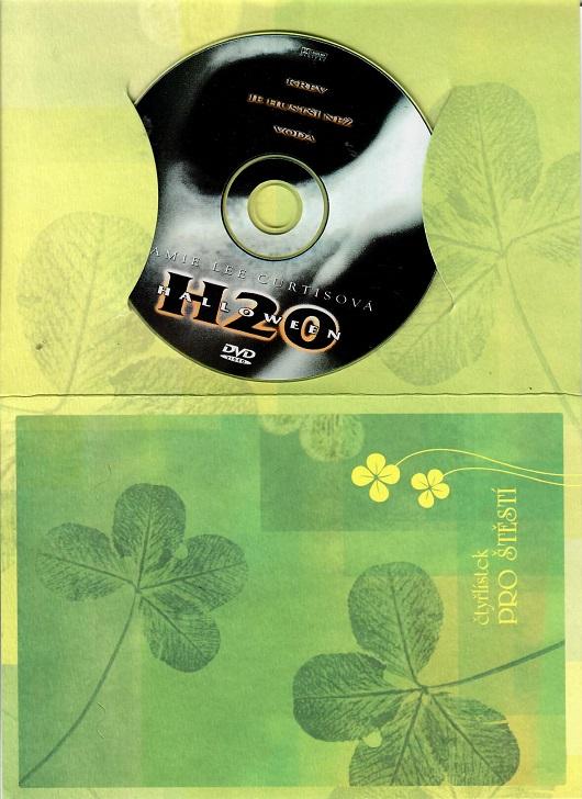 Halloween: H20 ( dárkový papír obal ) DVD