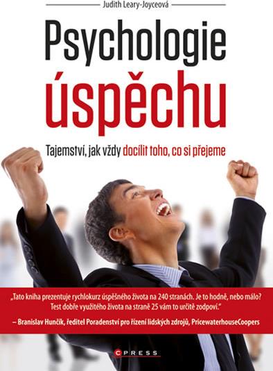 Psychologie úspěchu - Judith Leary-Joyceová