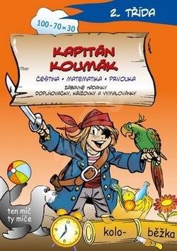 Kapitán Koumák - čeština, matematika, prvouka - Sandra Hummel