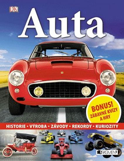 Auta - historie, výroba, závody, rekordy, kuriozity - Katalog
