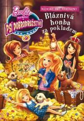 Barbie - Bláznivá honba za pokladem - Mary Man-Kong