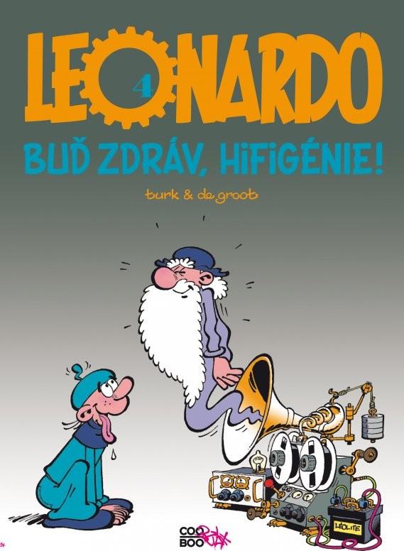 Leonardo 4 - Buď zdráv, Hi-Fi génie! - Turk & De Groot