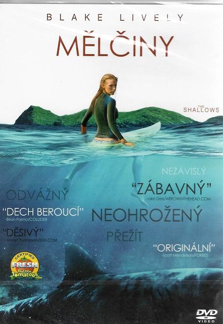Mělčiny ( plast ) DVD