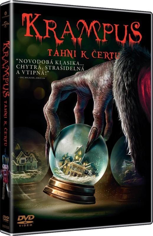 Krampus: Táhni k čertu ( plast ) DVD