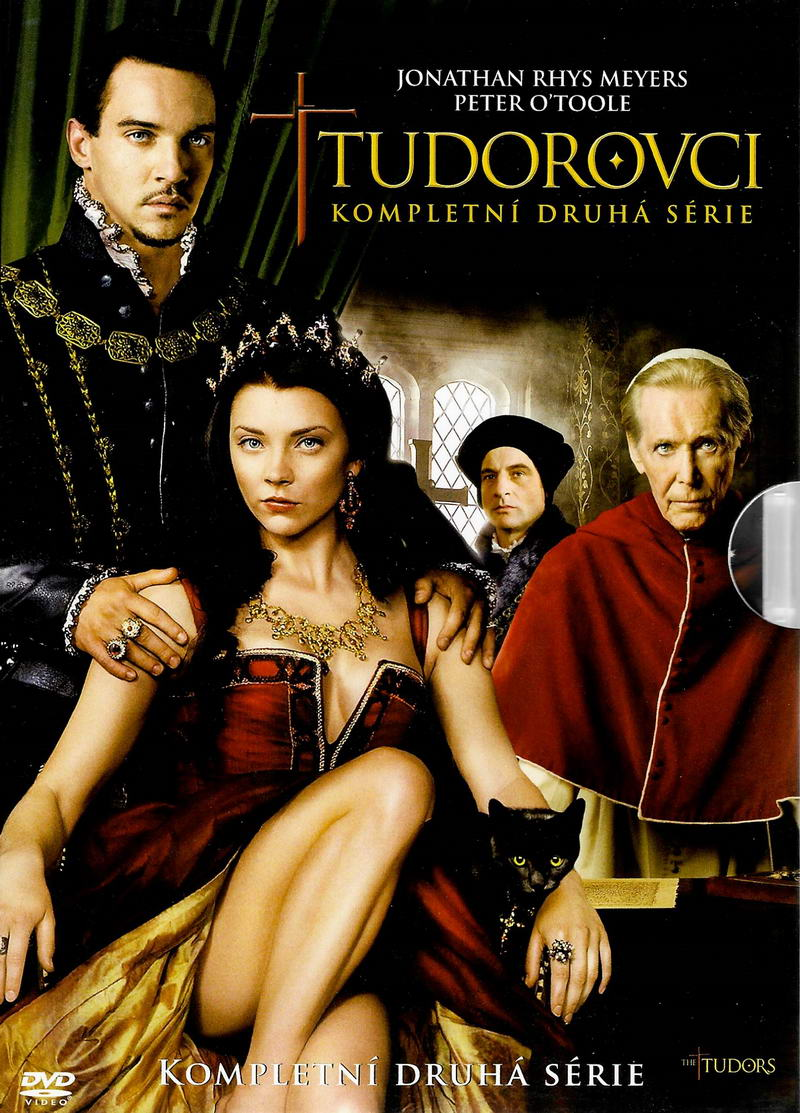 Tudorovci 2. série - DVD plast