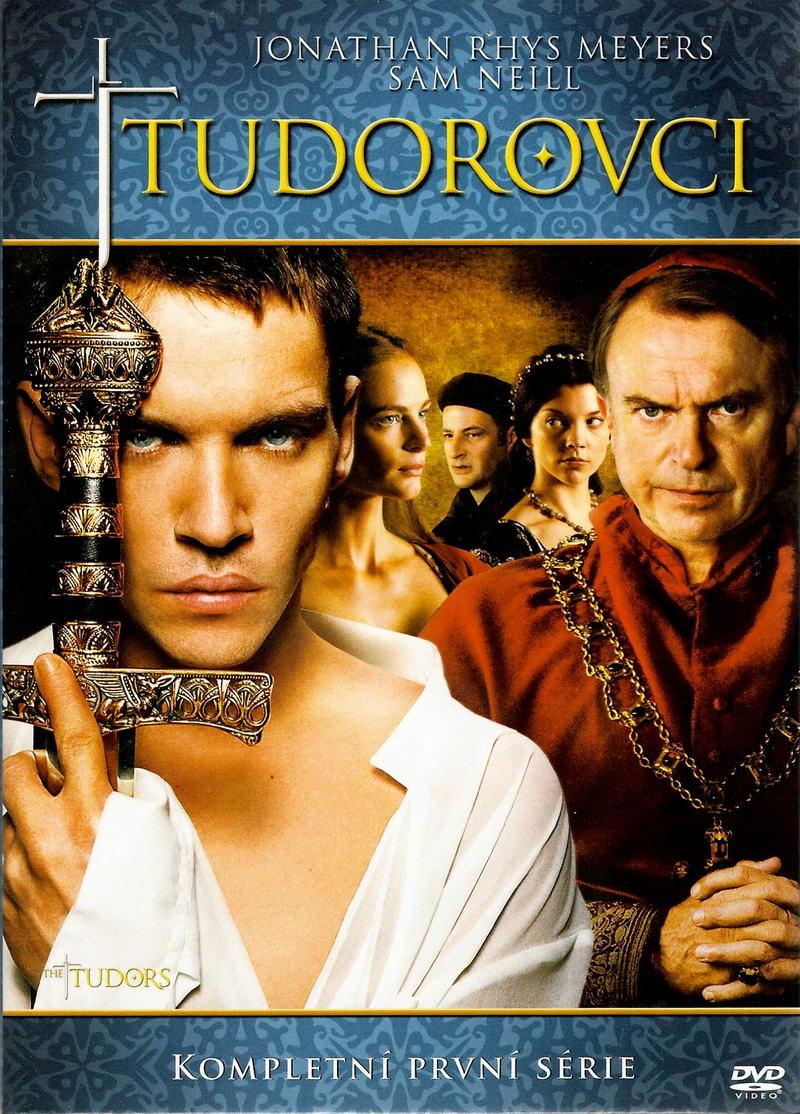 Tudorovci 1. série - DVD
